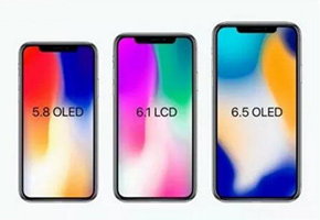 iPhone X Plus Display Mass Production Apple Starts the OLED Production of iPhone X Plus in May