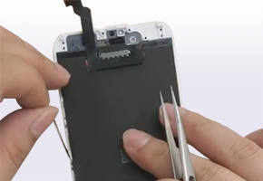 Solution to Removing Backlight Panel For iPhone (except iPhone X)