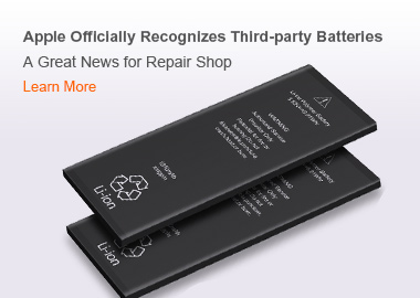 Apple Officially Recognizes Third - Party Batteries Great News for Repair Shop