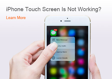 iPhone Touch Screen Is Not Working? These solutions may help you.
