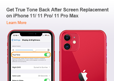 Get True Tone Display Back After Screen Replacement For iPhone 8 - 11 Pro Max