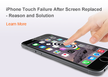 The Most Comprehensive Solution of Touch Compatibility Failure With iPhone 7,7+,8,8+, XR Original LCDs