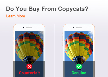 DO YOU BUY FROM COPYCATS? Don