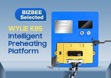 WYLIE K85 Intelligent Preheating Platform For iPhone X-11 Series Face ID Repair And Motherboard Separation