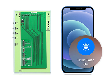 Repair True Tone Missing for iPhone 12 Series, BIZEBEE now can do it! Only compatible for NCC incell iPhone 12 series