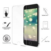 2.5D Arc Edge HD Front Tempered Glass Film For iPhone 6s iPhone 6 With Color Carton With Package