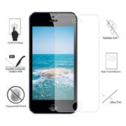 2.5D Arc Edge HD Front Tempered Glass Film For iPhone SE iPhone 5s iPhone 5 With Color Carton With Package