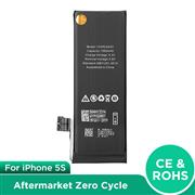 (Standard Version)For iPhone 5S/5C Battery Aftermarket Zero Cycle Battery