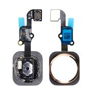 For Apple iPhone 6S/6S Plus Home Button Assembly with Flex Cable