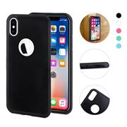 For iPhone X Anti-gravity Protective Case (with hole)