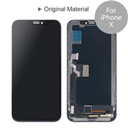 For Apple iPhone X Original Material(OLED) Screen and Digitizer Display Assembly with Frame Repair Replacement