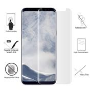 Curved Screen UV Liquid Full Glue UV Tempered Glass