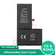 (Standard Version)For Apple iPhone X Aftermarket Zero Cycle Battery