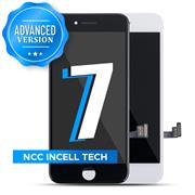 (Advanced Version)For Apple iPhone 7 NCC Incell LCD Screen and Digitizer Display Assembly with Frame Repair Replacement(In Cell)