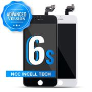 (Advanced Version)For Apple iPhone 6S NCC Incell LCD Screen and Digitizer Display Assembly with Frame Repair Replacement(In Cell)