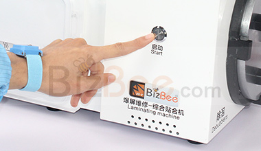 LCD Laminating & Bubble Removing Machine-MT17